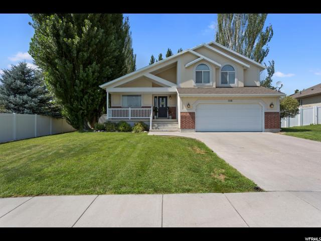 1118 W 350 S, Layton, UT 84041 (#1548075) :: Red Sign Team