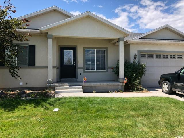 277 N Taylor Rd W, Saratoga Springs, UT 84045 (#1548128) :: RE/MAX Equity