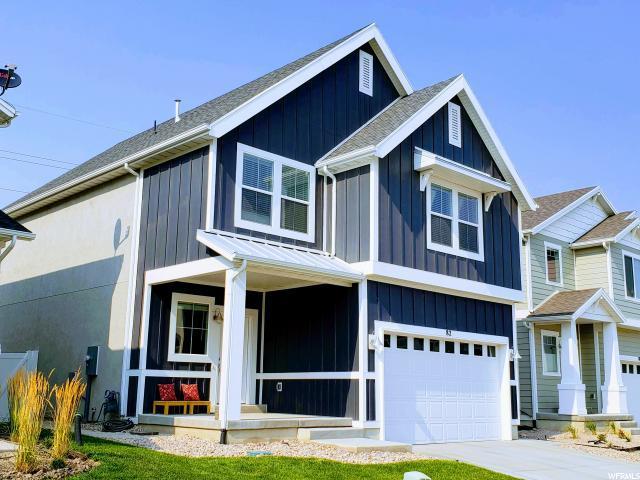 82 E Bluegrass Row, Saratoga Springs, UT 84045 (#1548136) :: RE/MAX Equity