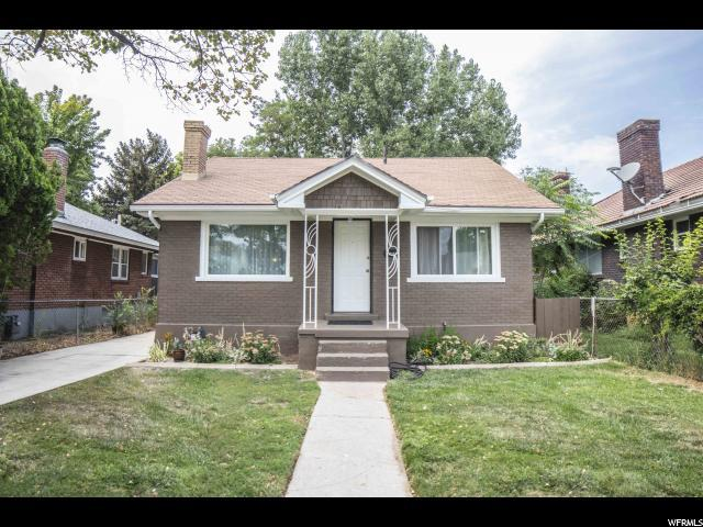 1344 S Roberta St, Salt Lake City, UT 84115 (#1548140) :: Bustos Real Estate | Keller Williams Utah Realtors