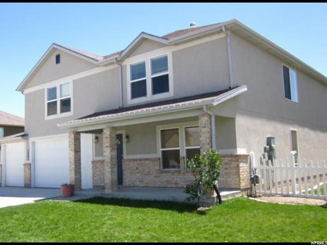 2885 W Willow Sprout Rd S, Lehi, UT 84043 (#1548162) :: RE/MAX Equity