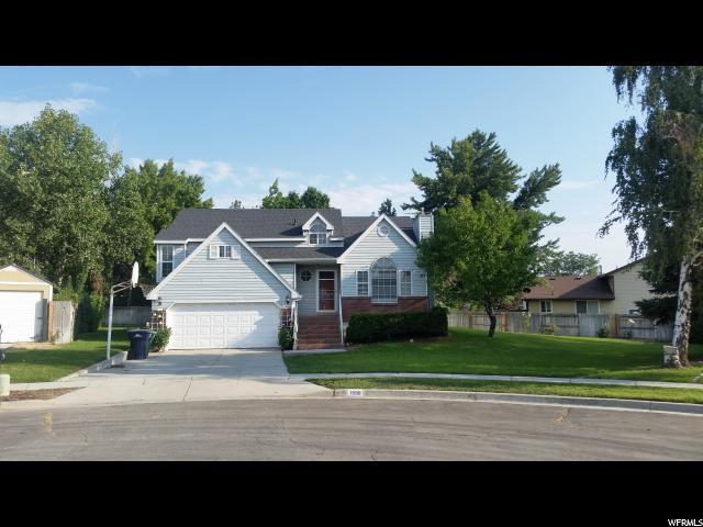 1596 E Locksley Cir, Sandy, UT 84092 (#1548180) :: Bustos Real Estate | Keller Williams Utah Realtors