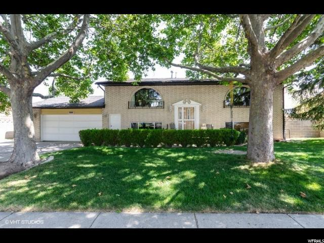 5901 S Jonquil Dr, Taylorsville, UT 84129 (#1548200) :: Red Sign Team