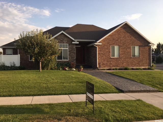 444 N 150 E, Hyde Park, UT 84318 (#1548219) :: Red Sign Team