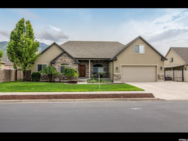 1788 E 1640 S, Spanish Fork, UT 84660 (#1548221) :: Bustos Real Estate | Keller Williams Utah Realtors