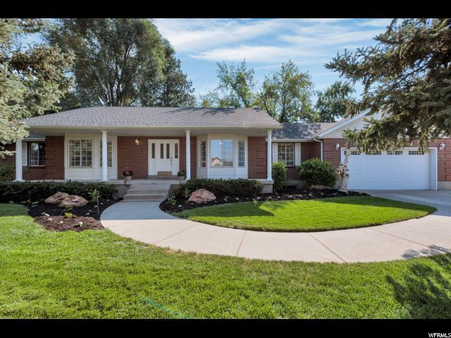 7037 S 1700 E, Cottonwood Heights, UT 84121 (#1548232) :: Red Sign Team