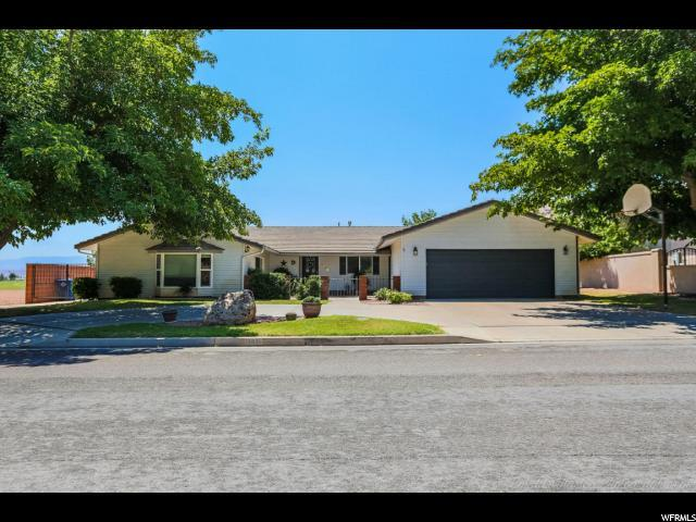 3078 Wesley Powell Dr, Bloomington, UT 84790 (#1548239) :: Big Key Real Estate