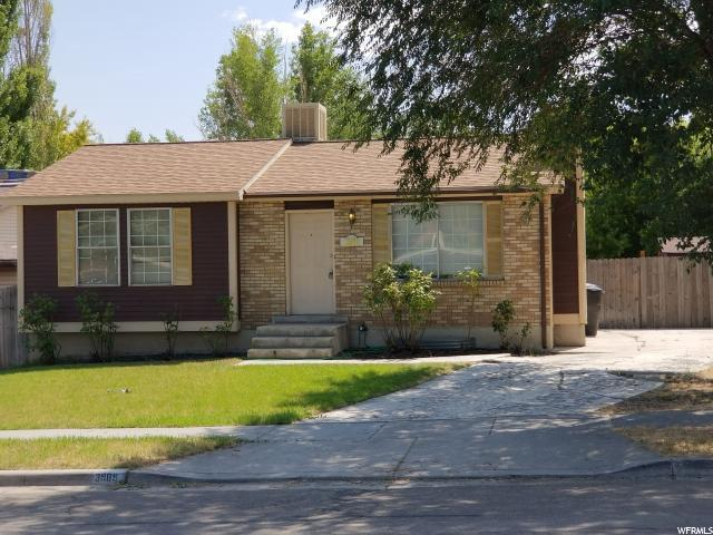 3989 W Vixen Way S, Taylorsville, UT 84129 (#1548245) :: Red Sign Team