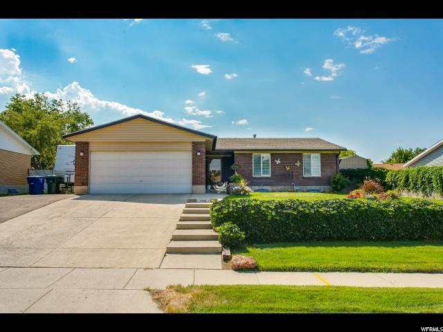 4666 S Lemonwood Cir, West Valley City, UT 84120 (#1548251) :: Red Sign Team