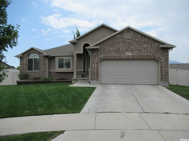 4423 W Shiprock Place Cir S, Riverton, UT 84096 (#1548281) :: Red Sign Team