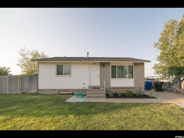 8130 W Bowler Cir S, Magna, UT 84044 (#1548313) :: The Fields Team