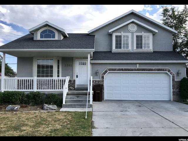 3391 W Ash Briar S, West Jordan, UT 84084 (#1548480) :: Action Team Realty