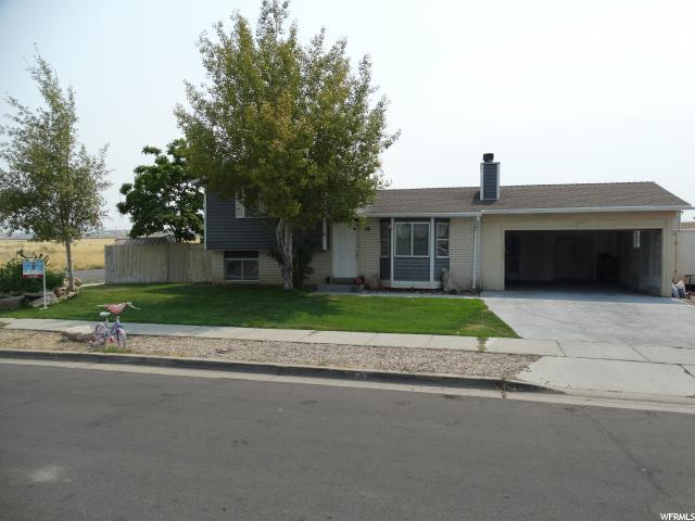 7613 W Bridgton Dr S, Magna, UT 84044 (#1548490) :: Red Sign Team
