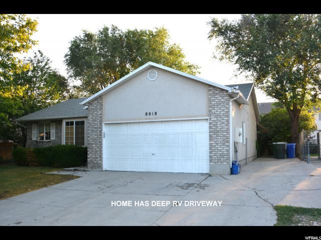 8018 S 3260 W, West Jordan, UT 84088 (#1548493) :: Action Team Realty