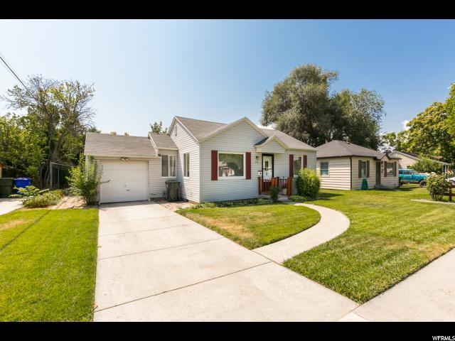 374 E Leslie Ave, Salt Lake City, UT 84115 (#1548507) :: Bustos Real Estate | Keller Williams Utah Realtors
