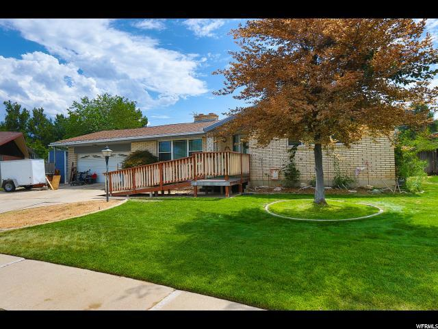 1788 E 7115 S, Cottonwood Heights, UT 84121 (#1548564) :: Action Team Realty