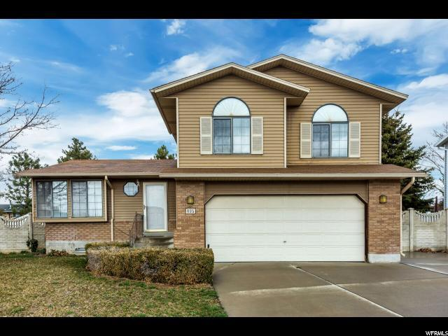805 New England Dr, Sandy, UT 84094 (#1548570) :: Action Team Realty