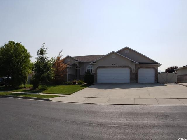 9194 S Wisteria Way, West Jordan, UT 84081 (#1548602) :: Action Team Realty