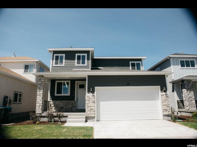 114 W 550 N 86S, Vineyard, UT 84058 (#1548771) :: Colemere Realty Associates