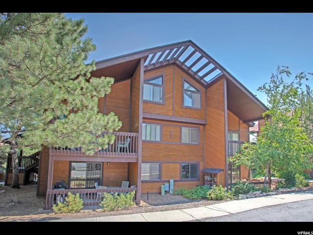 2025 N Canyon Resort Dr T1, Park City, UT 84098 (#1548781) :: Bustos Real Estate | Keller Williams Utah Realtors