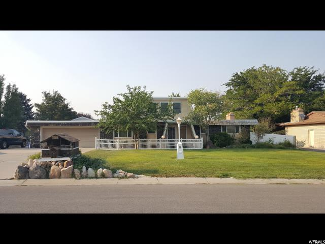 2858 W Ella St S, West Jordan, UT 84088 (#1548785) :: Action Team Realty