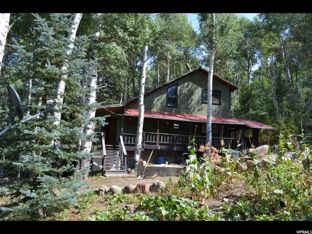 2433 Forest Meadow Rd #103, Wanship, UT 84017 (MLS #1548810) :: High Country Properties