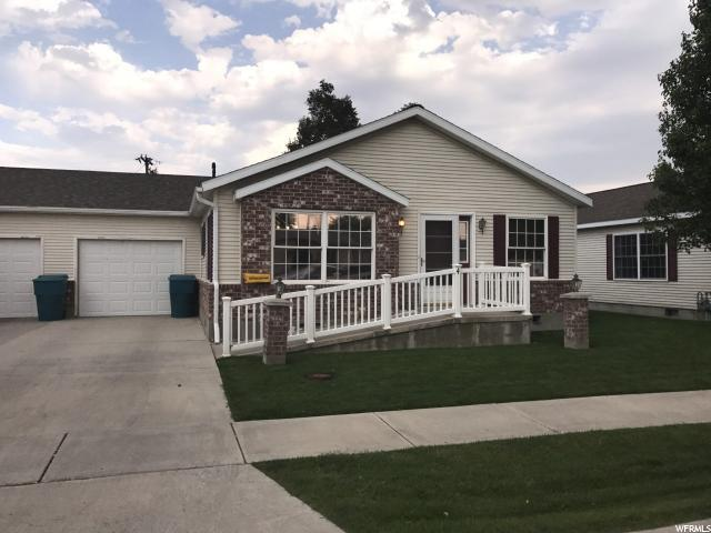 80 E 300 N #4, Preston, ID 83263 (#1548814) :: Colemere Realty Associates