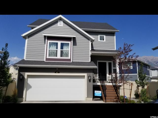 407 S 740 E, American Fork, UT 84003 (#1548894) :: Exit Realty Success