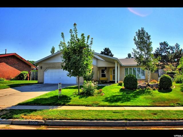 5008 S 2575 W, Roy, UT 84067 (#1548930) :: Bustos Real Estate   Keller Williams Utah Realtors