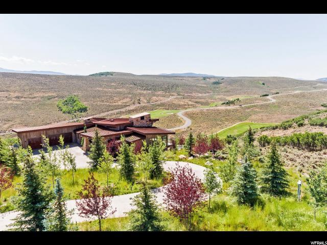 3732 Aspen Pt, Park City, UT 84098 (#1548969) :: Colemere Realty Associates