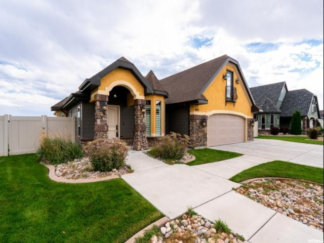 1463 W Citation Dr S, Farmington, UT 84025 (#1549000) :: The Fields Team