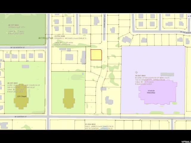 115 N 800 W, Springville, UT 84663 (#1549125) :: Bustos Real Estate | Keller Williams Utah Realtors