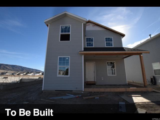1857 E American Way #317, Eagle Mountain, UT 84005 (#1549129) :: The Fields Team