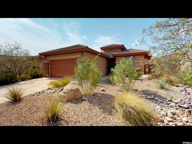 2587 E Spring Canyon Dr, Washington, UT 84780 (#1549139) :: The Fields Team