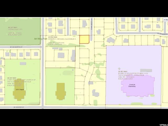 137 N 800 W, Springville, UT 84663 (#1549181) :: Bustos Real Estate | Keller Williams Utah Realtors