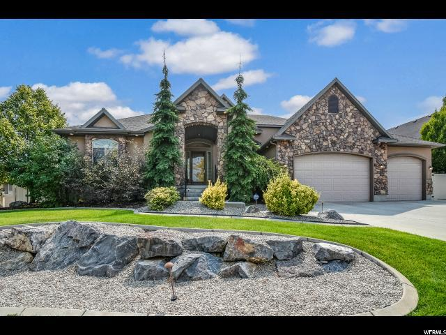 3363 W 10305 S, South Jordan, UT 84095 (#1549220) :: goBE Realty