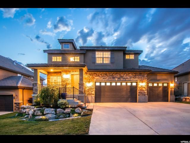 2698 W Shady Hollow Ln, Lehi, UT 84043 (#1549235) :: Bustos Real Estate | Keller Williams Utah Realtors