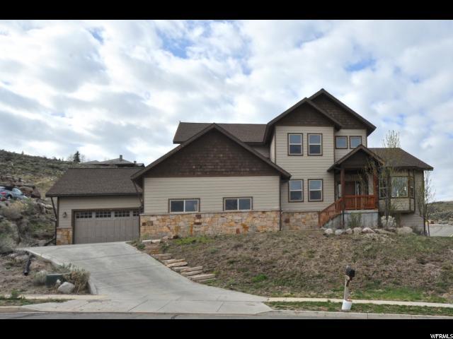 1890 N Callaway Dr, Heber City, UT 84032 (MLS #1549248) :: Lawson Real Estate Team - Engel & Völkers