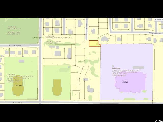 124 N 800 W, Springville, UT 84663 (#1549279) :: Bustos Real Estate | Keller Williams Utah Realtors