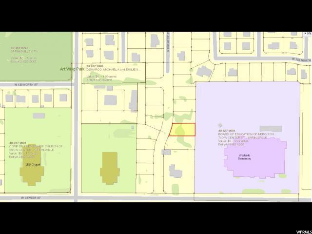 84 N 800 W, Springville, UT 84663 (#1549291) :: Bustos Real Estate | Keller Williams Utah Realtors