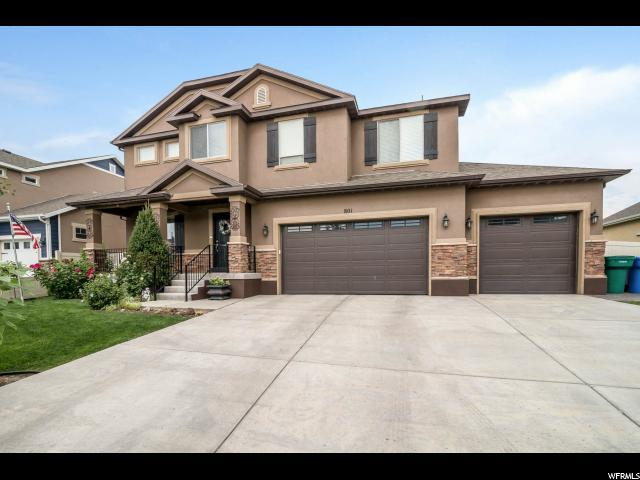 801 S Willow Park Dr W, Lehi, UT 84043 (#1549331) :: Exit Realty Success