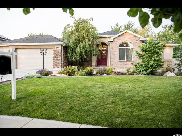 731 S 1525 W, Syracuse, UT 84075 (#1549353) :: RE/MAX Equity