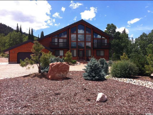 4896 E Targhee, Oakley, UT 84055 (MLS #1549564) :: High Country Properties