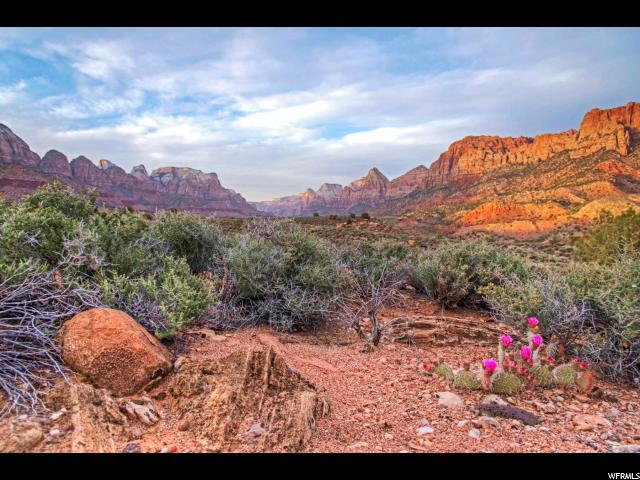 2613 Canyon Point Dr, Springdale, UT 84767 (#1549590) :: Bustos Real Estate | Keller Williams Utah Realtors