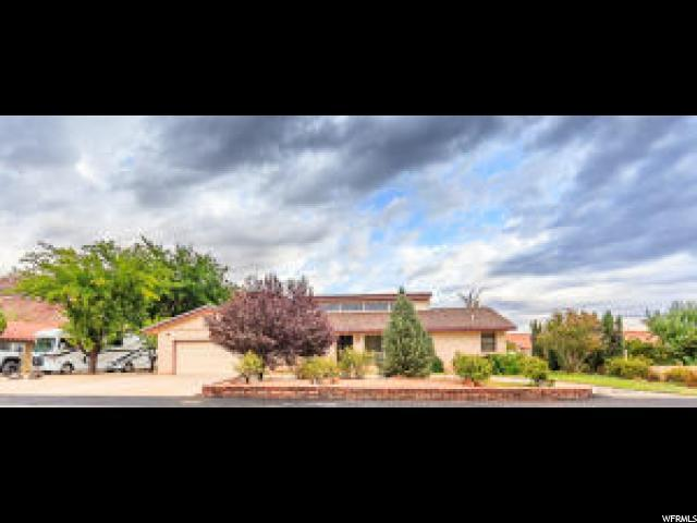 1574 W Bloomington Dr S, St. George, UT 84790 (#1549599) :: Big Key Real Estate