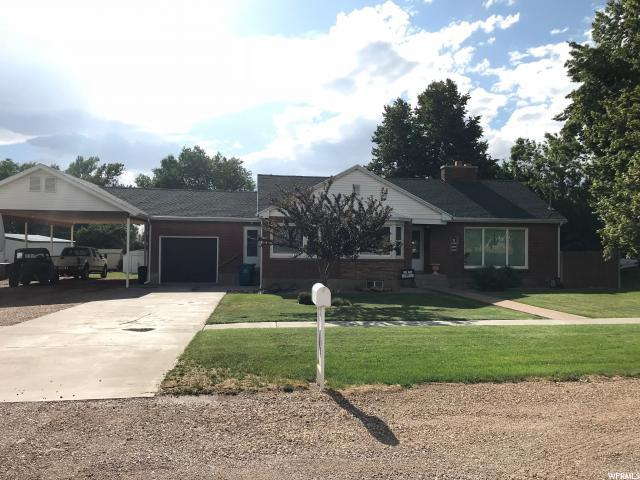 270 S 100 W, Fillmore, UT 84631 (#1549624) :: Colemere Realty Associates