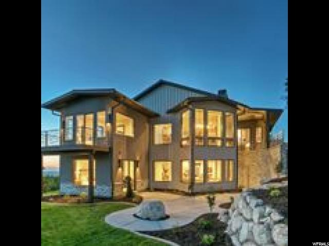 685 S Summit Creek Dr, Woodland Hills, UT 84653 (#1549646) :: Exit Realty Success