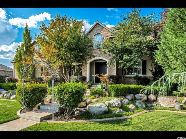 3374 W Millville St S, South Jordan, UT 84095 (#1549738) :: Colemere Realty Associates
