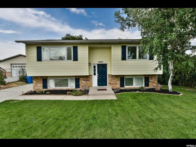 5924 W Westbench Cir, Salt Lake City, UT 84118 (#1549763) :: goBE Realty