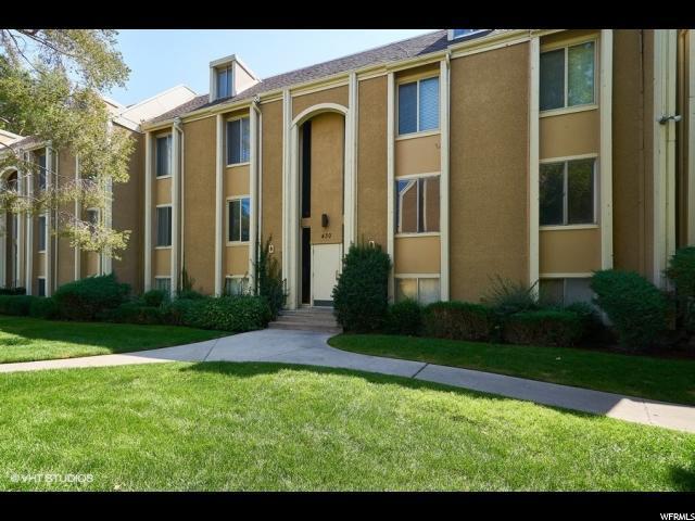 430 E Creekside Cir E, Murray, UT 84107 (#1549862) :: Big Key Real Estate